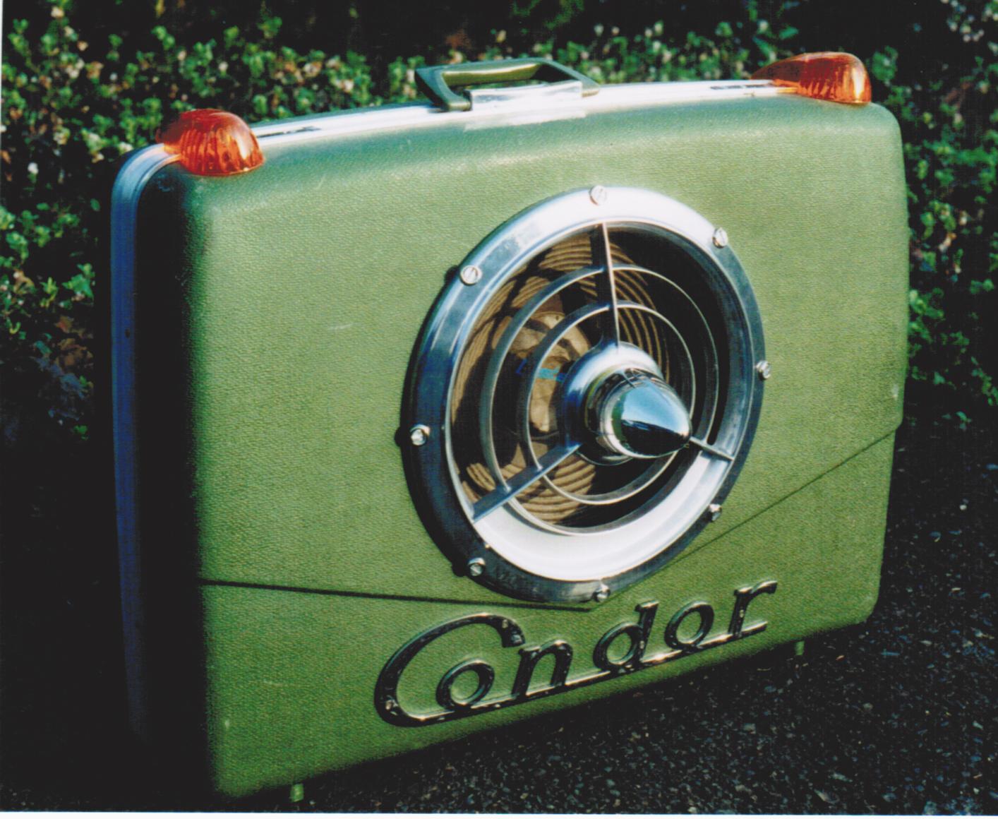 Condor original- 1st custom amp