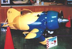 Gee Bee Racer Plane