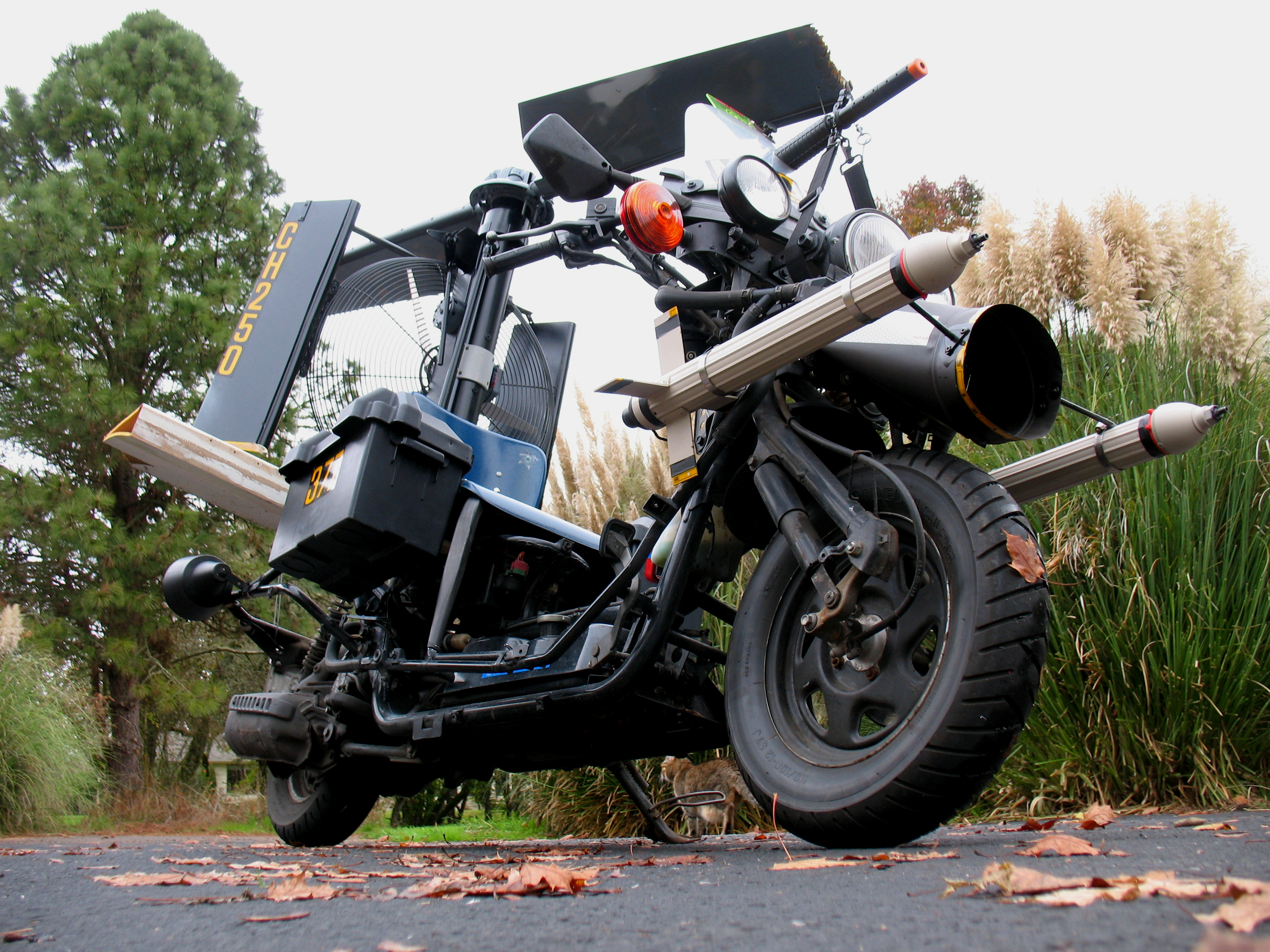 Death Scooter