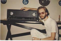 Blitz Bass Amp Prototype