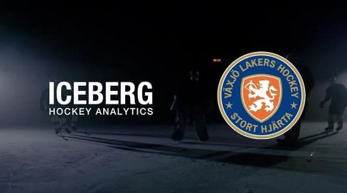 ICEBERG x Växjö Lakers Partnership