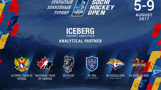 ICEBERG x Sochi Hockey Open 2017