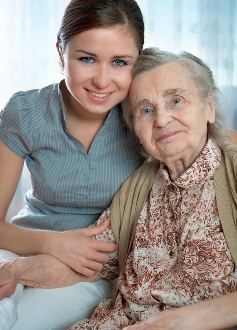 Unified Pledge Caregiver