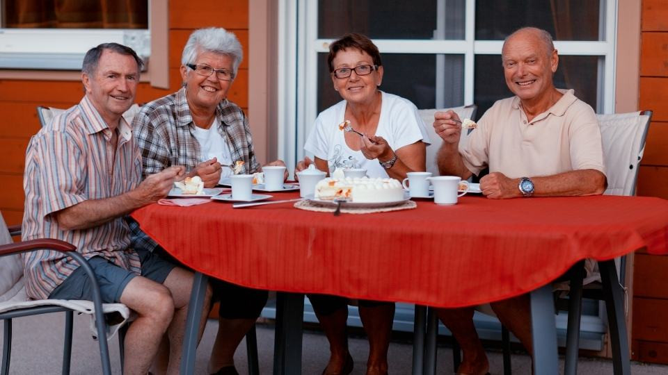 In-home senior care benefits