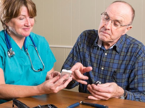 Managing Diabetes with In-Home Nurse Care