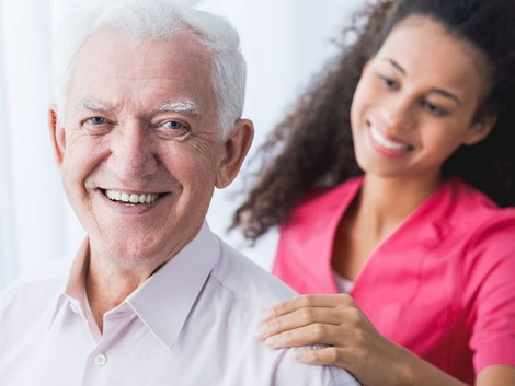Ensuring Senior Safety with A Home Health Aide