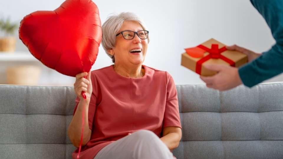 Senior Valentine's Day