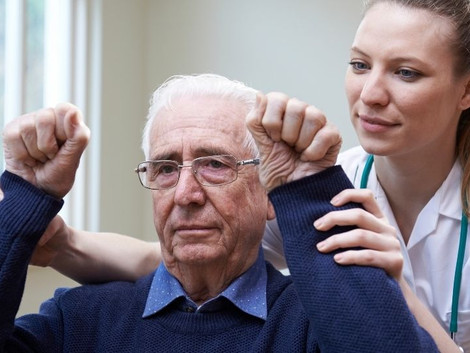 Stroke Recovery with In-Home Nurse Care