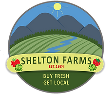 Shelton Farms in Whittier North Carolina Business Logo