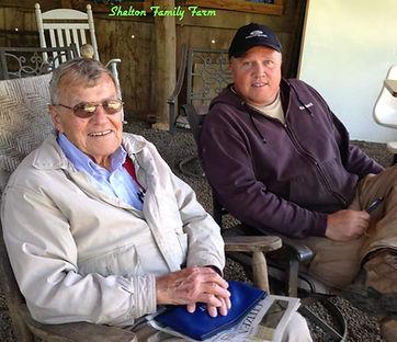 Rogers and William Shelton - Shelton Farms