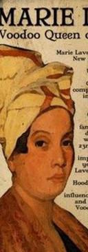 Marie Laveau Voodoo Queen New Orleans