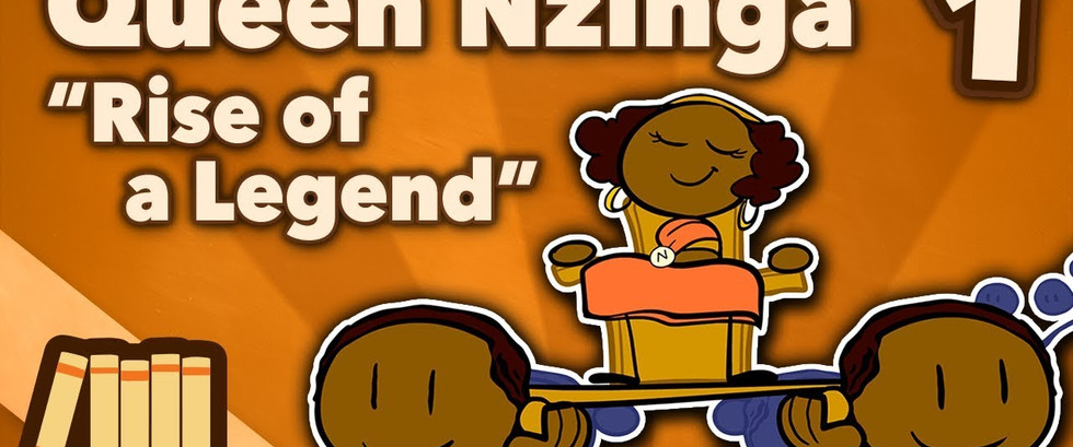 Queen Nzingha - Rise of a Legend - Extra History - #1