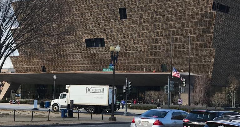 The National Museum of African, American