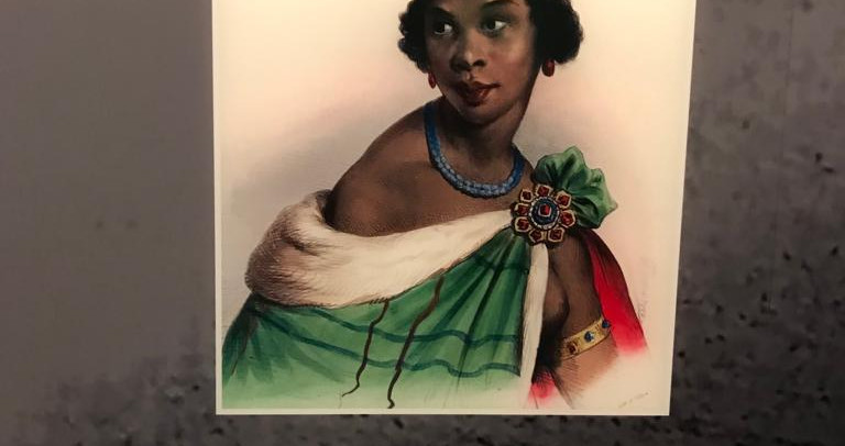 Queen Nzingha featured at the Museum