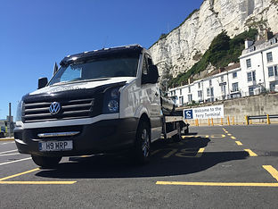 Vehicle Recovery VW Volkswagon Crafter