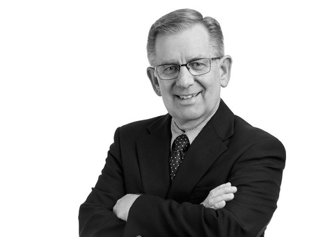 Catching up with Chuck Nutt, Senior Consultant