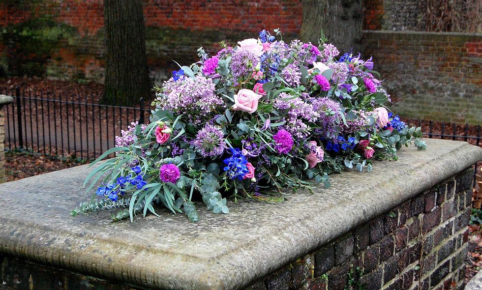 Florist Choice Coffin Spray