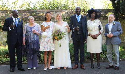 Sumer Registry Office Wedding