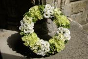 Classic Contemporay Funeral Wreath