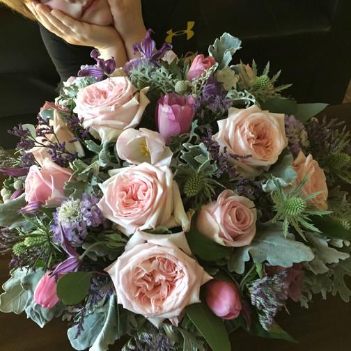 Luxury Scented Seasonal Event Flowers