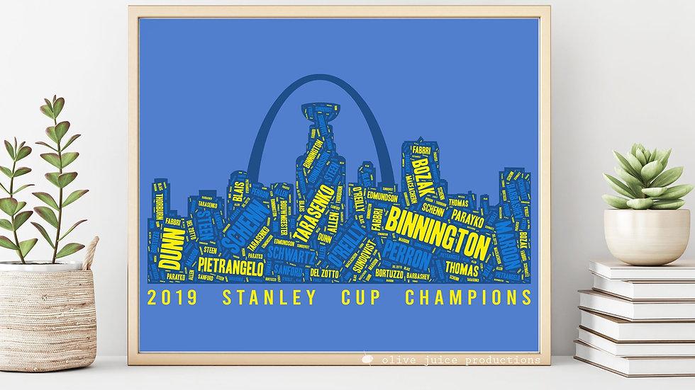 Stanley Cup Digital file