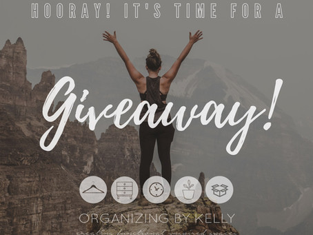 Giveaway Time