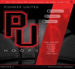 Pioneer United Hoops