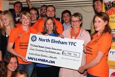 North Elmham cheque presentation.jpg
