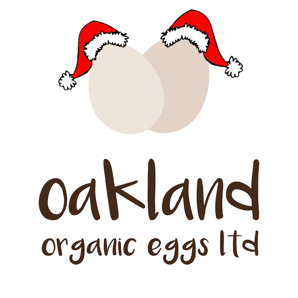 Oakland Organic Eggs Xmas