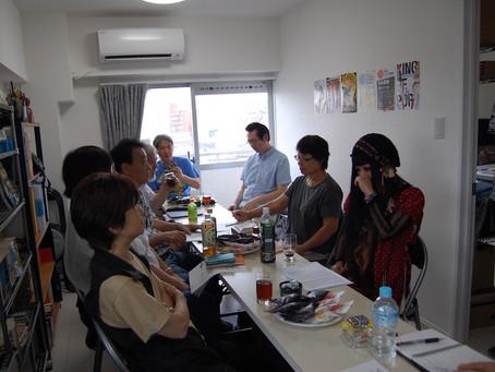 マンガジャパン 2016年9月度オープンミーティング 開催