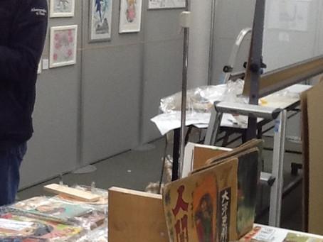 【かごしま漫画フェスティバル2016】マンガジャパン会員による熊本応援色紙が展示されました