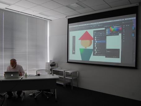 デジタル作画講習会「第二回 ペンタブスキルアップ勉強会/ワコム新製品体験会」 開催