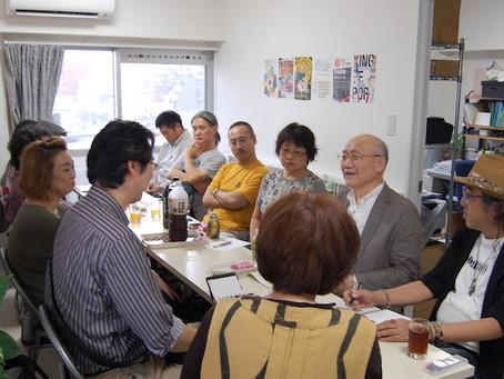 マンガジャパン 2016年10月度オープンミーティング 開催