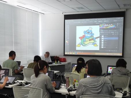第一回デジタル作画ペンタブスキルアップ勉強会 開催