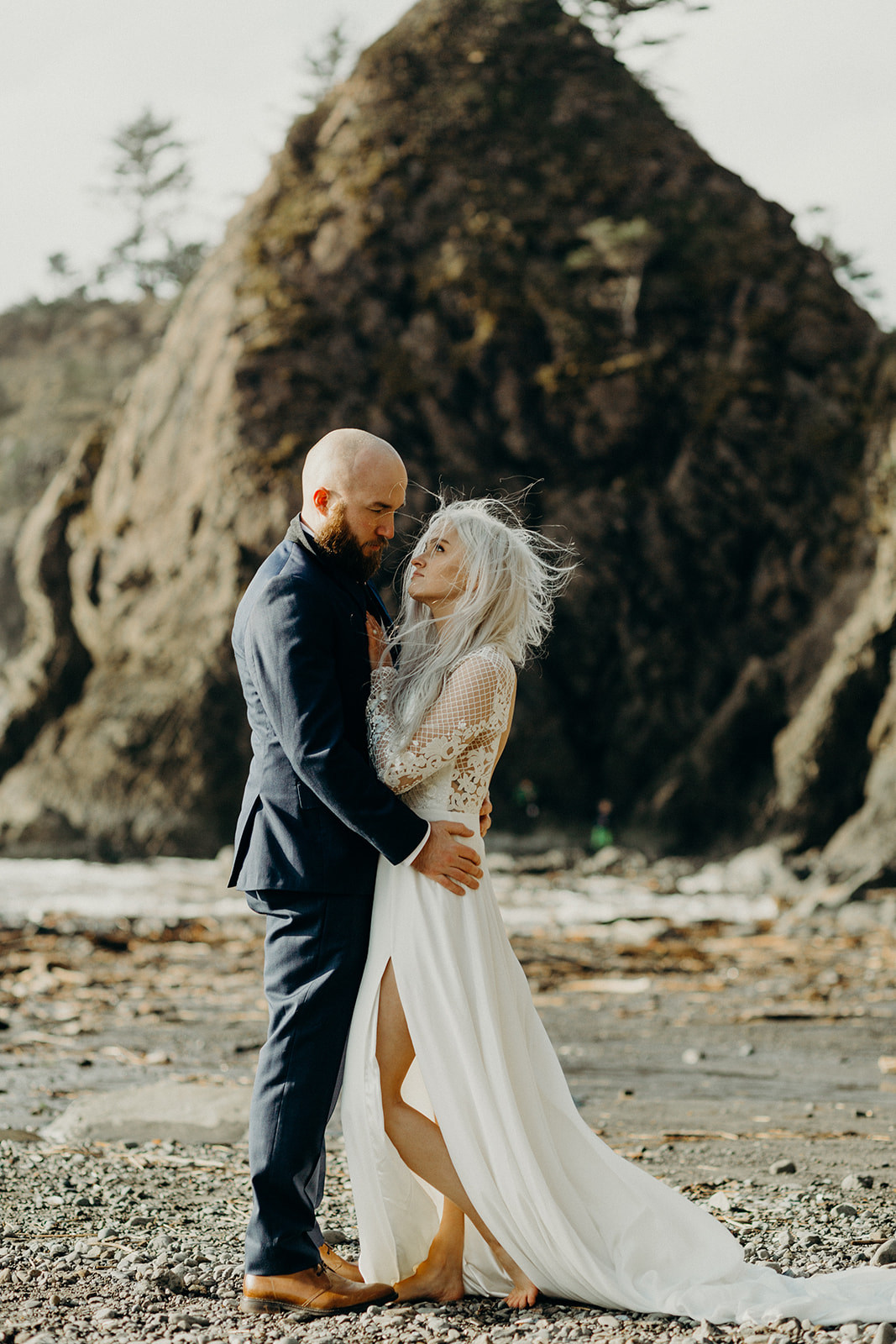 La Push, WA Elopement