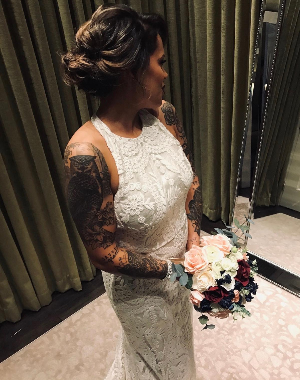 Vegas Wedding_Kirsten Paige Bride