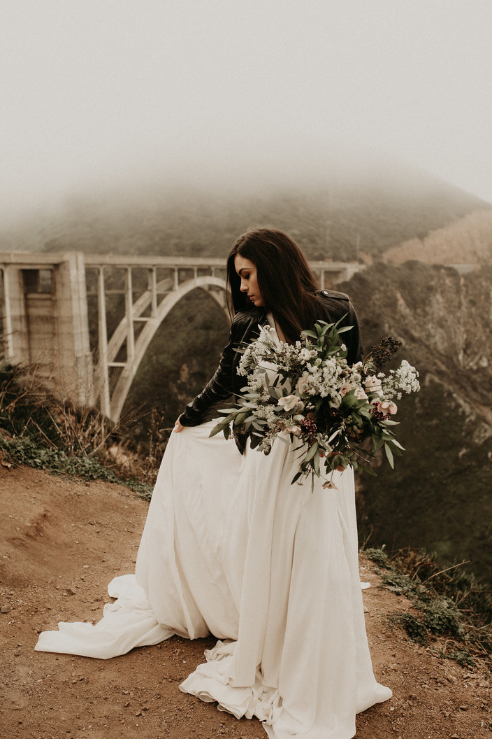 Becky and Victor Seaside Elopement