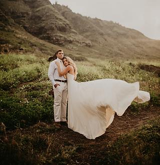 Oahu, Hawaii Elopement