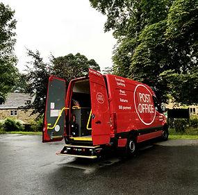 Post Office van at Croft House 1.jpg