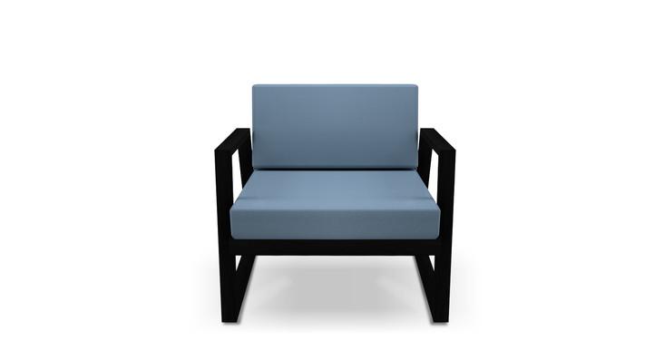Dodeka- fugue chair