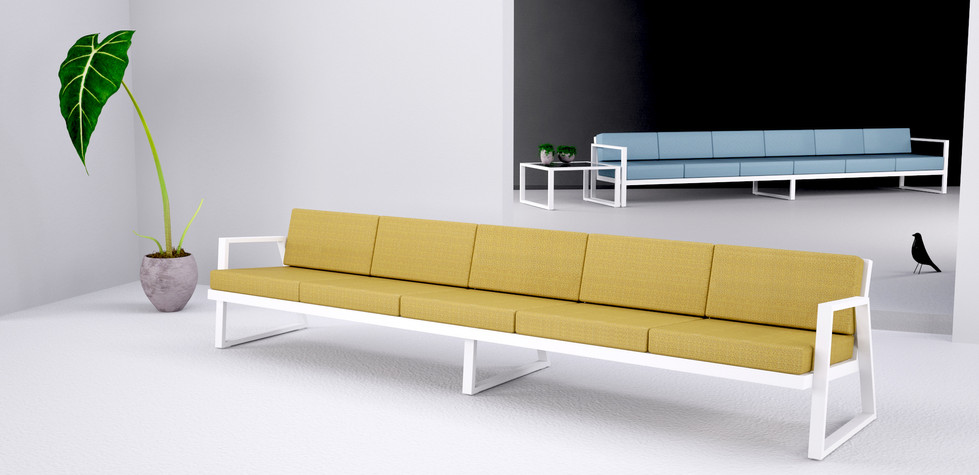 Dodeka- Seating made to length