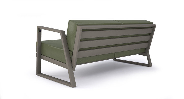 Dodeka- love seat with heated seats