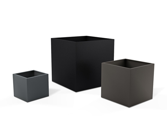 Dodeka- cubo planters
