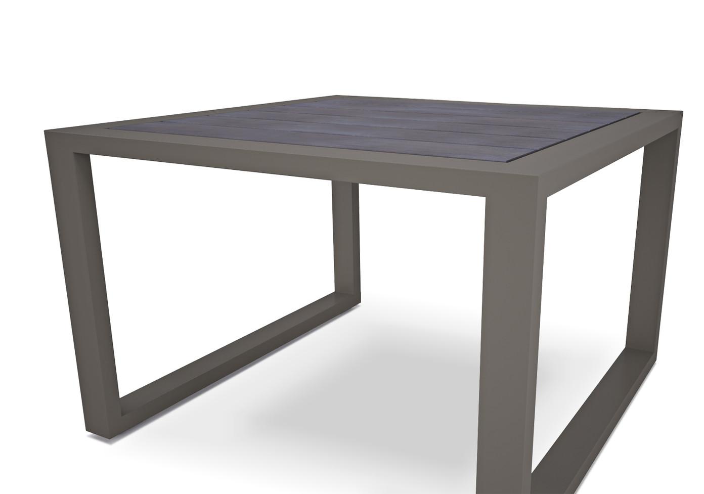 Dodeka- Lemma side table quartz grey dar