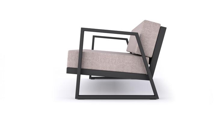 Dodeka-canon chair