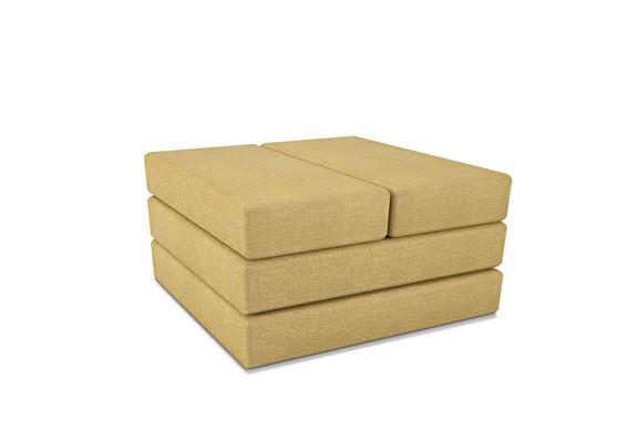 Dodeka- side table box cushion storage