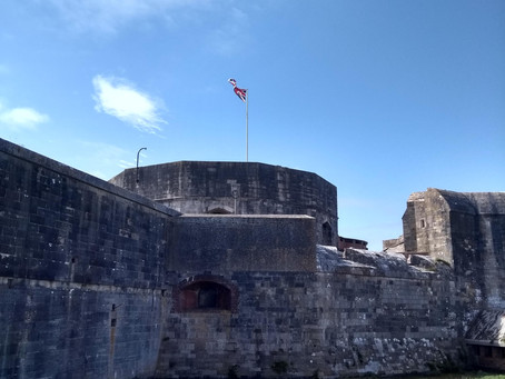 Hurst Castle Reopens- May 2021