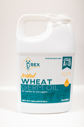 Rex 100% Pure Wheat Germ Oil for Livestock