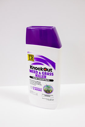Knock Out Weed and Grass Killer Super Concentrate