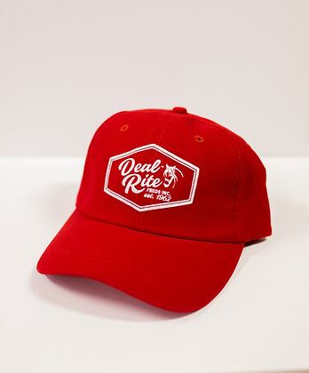 Deal-Rite Feeds Hat (No Mesh Back)